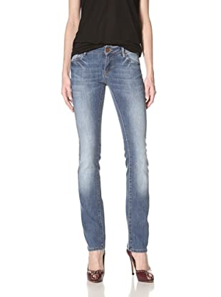 34 Heritage Women's Jennifer North Straight Leg Jean (Light Heritage)