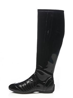 Pirelli Botas Zip Mujer (negro)