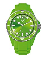 H2X Reef Gent Analog Green Dial Men's watch - SV382UV1