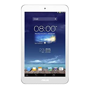 ASUS MeMO Pad 8 16GB Tablet (ME180A-A1-WH) White