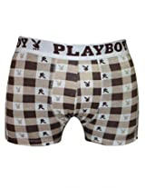 Playboy Checkmate Boxer Brief