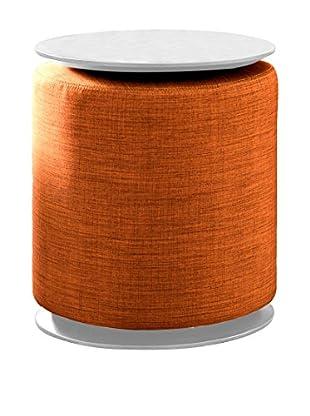 TUONI Beistelltisch Claps orange