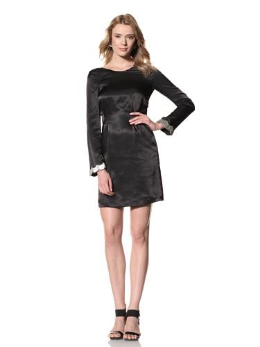 Twinkle by Wenlan Women's Ready for War Dress (Paradise Black)