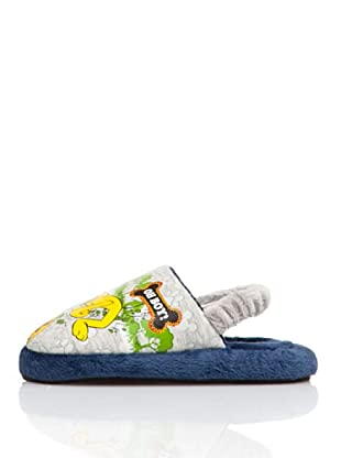 Disney By Gioseppo Zapatillas de Casa Mickey (Gris)