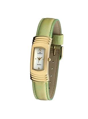 RADIANT 72426 - Reloj de Señora verde/blanco/oro