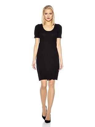 Fogal Vestido Estratia (Negro)