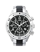 Timex Analog Black Dial Men's Watch - T2M706