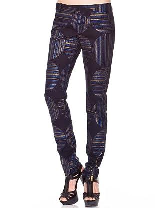 Custo Pantalón Nish (Multicolor)