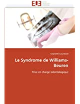 Le Syndrome de Williams-Beuren