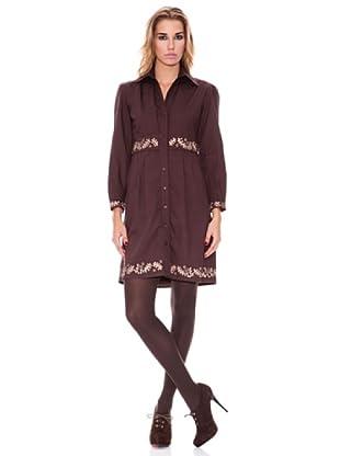 Tonalá Vestido Alabama (marrón)