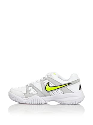 Nike Zapatillas City Court 7 (Gs) (Blanco / Amarillo)