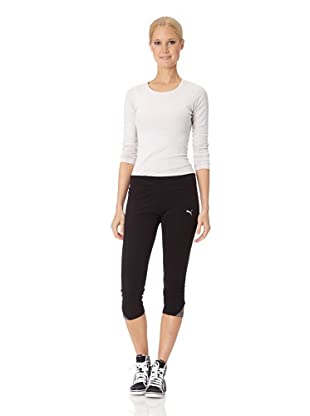 Puma Damen Hose Move Capri (Black)