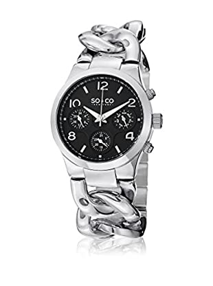 SO & CO New York Quarzuhr Woman GP15121 38 mm