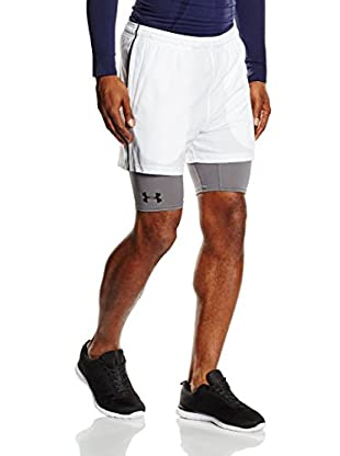 Under Armour Short Entrenamiento Ua Mirage 2-In-1 Short