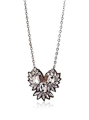 Suzanna Dai Chrysler Fan Necklace