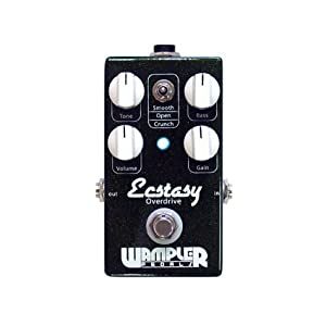 Wampler Pedals Ecstasy Overdrive