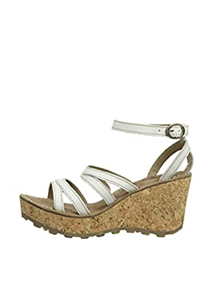 Fly London Sandalias Gomm (Blanco)