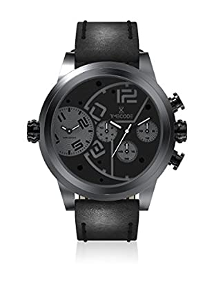 Timecode Reloj de cuarzo Man Chip 1958 Negro 51 mm