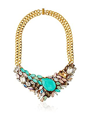 Maiocci Collar  Dorado / Multicolor