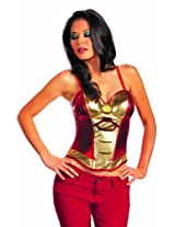 Disguise Inc - Iron Man 3 Mark 42 Adult Bustier Gold/Red/Medium/8-10 AD