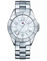 Tommy Hilfiger Analog White Dial Men's Watch - NTH1781027/D