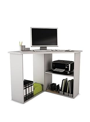 Office Ideas Schreibtisch weiß 74 x 84 x 84 cm