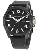 Android Men's AD360AW  Decoy IP Black/White Quartz Watch