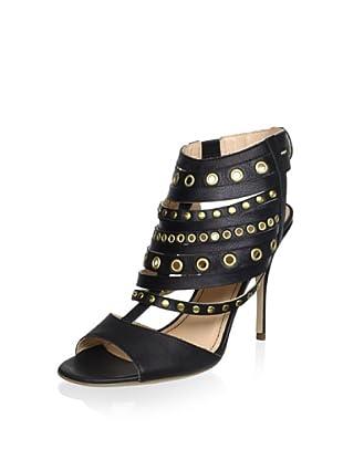 Jerome C. Rousseau Women's Adiel Sandal (Black)