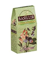Basilur Bouquet Green Tea, Green Freshness, 100g