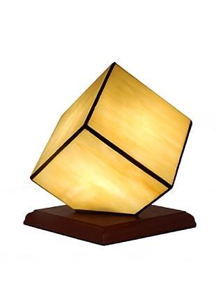 Arte Dal Mondo Nachtischlampe Adm Studio Cubo