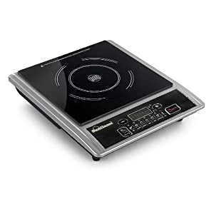 Sunflame SF-IC01 2000-Watt Induction Cooktop (Black)