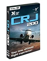 CRJ-200 (Add-on Only) Requires X Plane 10 or X Plane 9 (PC)