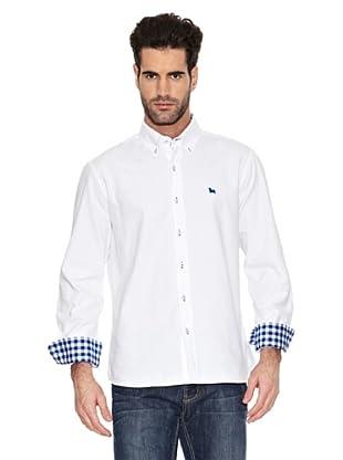 Toro Camisa Lisa Elegance (Blanco)