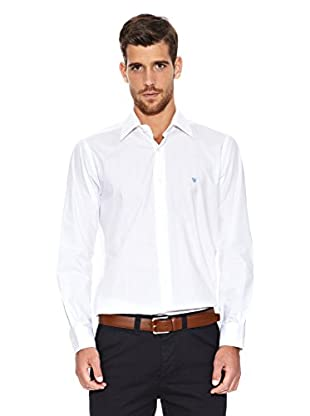 Caramelo Camisa Kerry (Blanco)