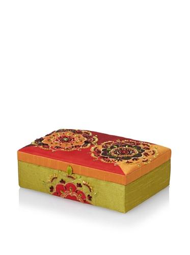 Purva Mughal Majesty Large Jewelry Box, Multi