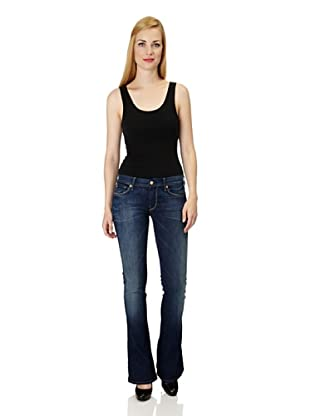 7 for all Mankind Jeans Kaylie Flare Leg (aggressiv siren)