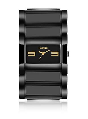 K&Bros  Reloj 9163 (Negro)