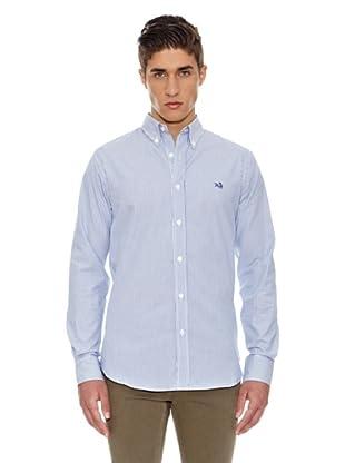 Liberto Camisa Raya (Azul)