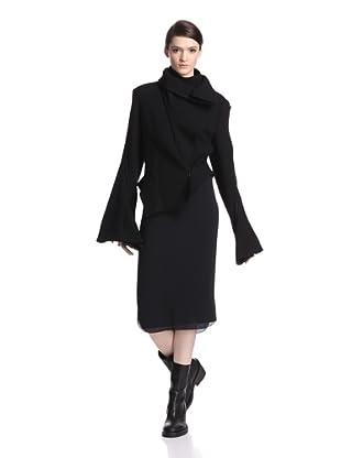 Ann Demeulemeester Women's John Jacket (Black)