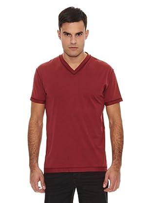Dolce & Gabbana Camiseta Umberto (Vino)