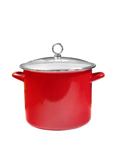 Reston Lloyd Calypso Basics 8-Quart Stock Pot (Red)