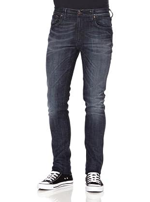 Nudie Jeans Pantalón Tape Ted (Tejano)