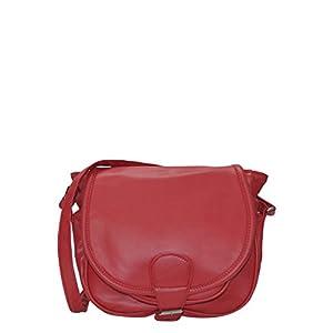Utsukushii Sling Bag - Red