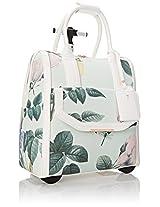 Ted Baker Dede Distinguish Rose Travel Bag, Mint, One Size