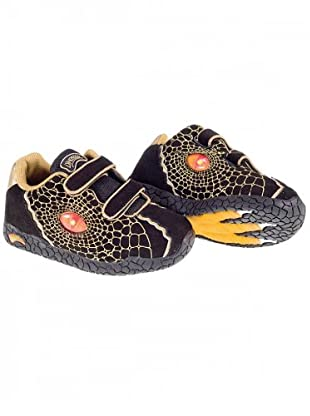 Dinosoles Zapatillas Eye (Negro)