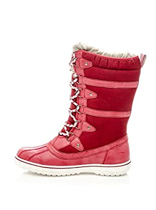 Vertigo Botas de Nieve Feta (Rojo)