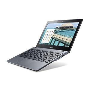 Acer C720 Chromebook (11.6-Inch, 2GB & 32GB SSD)