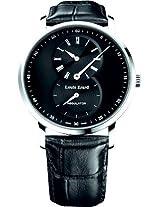 Louis Erard Analog Black Dial Men Watch - 50232AA02.BDC29