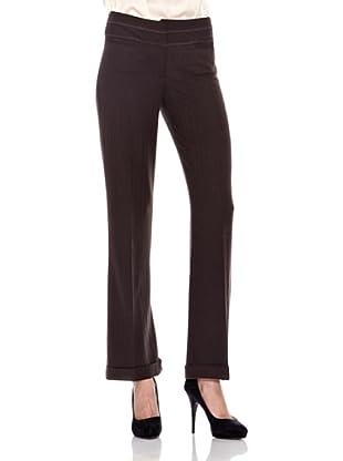 Pepe Jeans London Pantalón Nugen (Marrón)