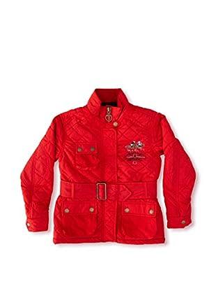 Valecuatro Cazadora Junior Caballos (Rojo)